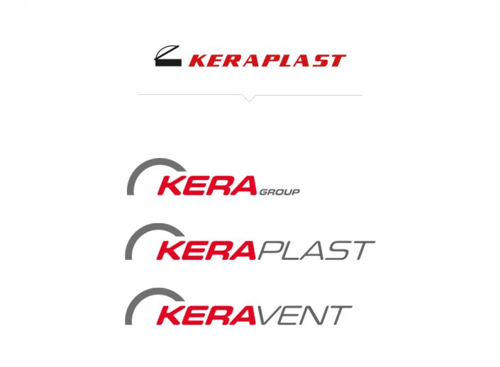 Kera Group – konsultointia toimintojen laajentuessa. Kera Group logot.