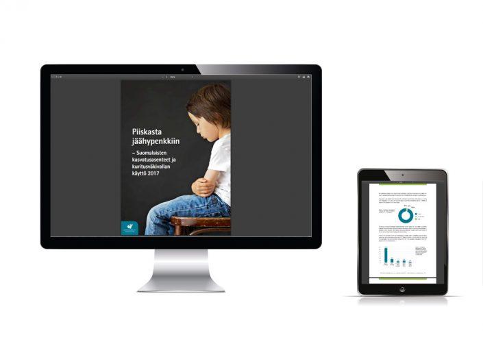 Lastensuojelun keskusliiton nettijulkaisu
