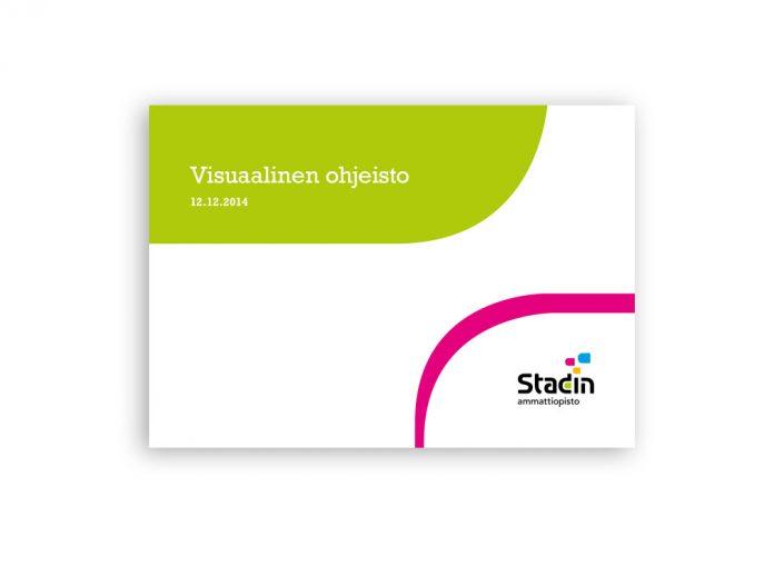 Stadin ammattiopisto, visuaalinen ohjeisto