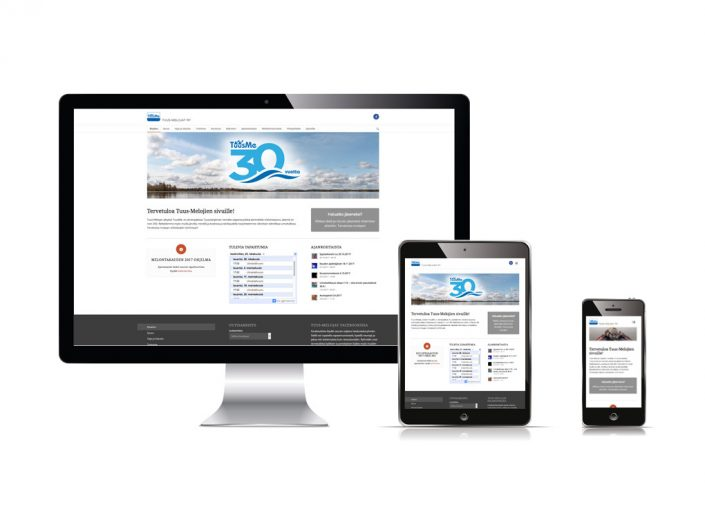 Tuus-Melojat -nettisivut