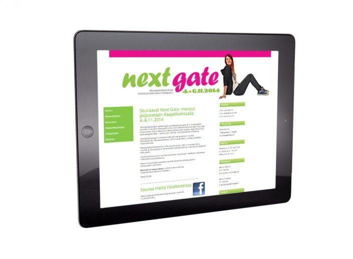 Next Gate -nettisivut, Helsingin kaupungin opetusvirasto